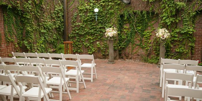 Hotel Tabard Inn wedding venue picture 2 of 8 - Provided by: Hotel Tabard Inn