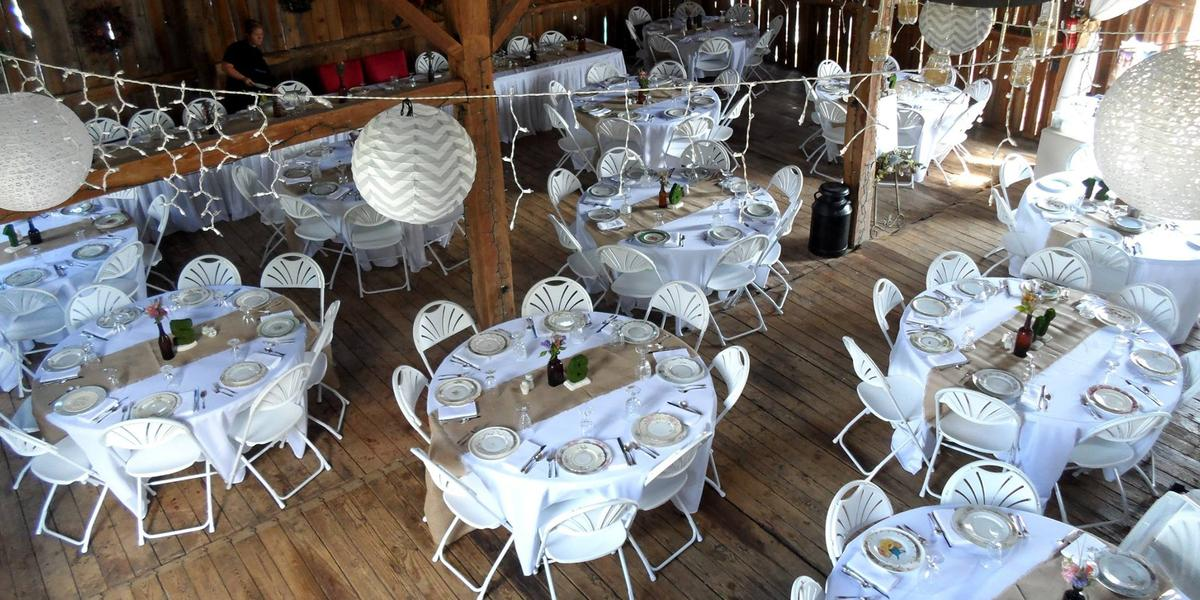 The Little Red Barn Of Nunica Weddings Get Prices For Wedding Venues