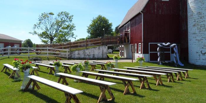 The Little Red Barn of Nunica wedding venue picture 2 of 8 - Provided by: The Little Red Barn of Nunica
