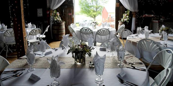The Little Red Barn of Nunica wedding venue picture 3 of 8 - Provided by: The Little Red Barn of Nunica