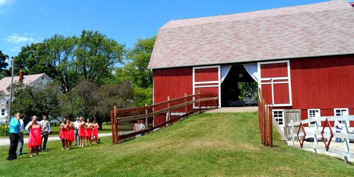 The Little Red Barn of Nunica wedding venue picture 6 of 8 - Provided by: The Little Red Barn of Nunica