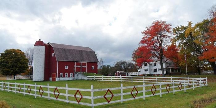 The Little Red Barn of Nunica wedding venue picture 8 of 8 - Provided by: The Little Red Barn of Nunica