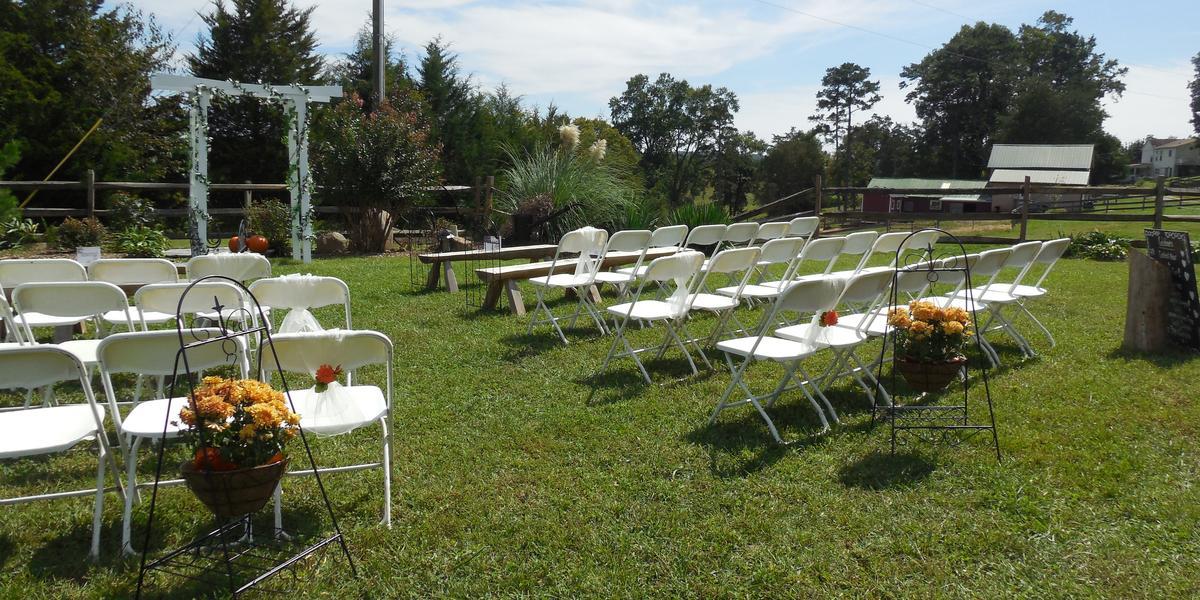 CornerStone Farm Weddings