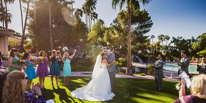 Val Vista Lakes Events wedding venue picture 2 of 8 - Photo by: Nick Tillinglast Photography