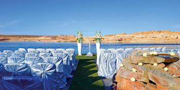Antelope Point Marina weddings in Page AZ