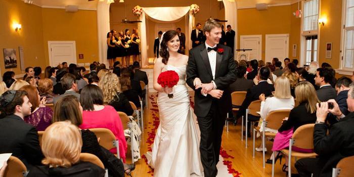 Cutler Plotkin Jewish Heritage Center Weddings