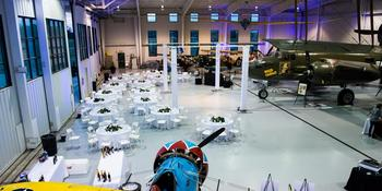 Military Aviation Museum weddings in Virginia Beach VA