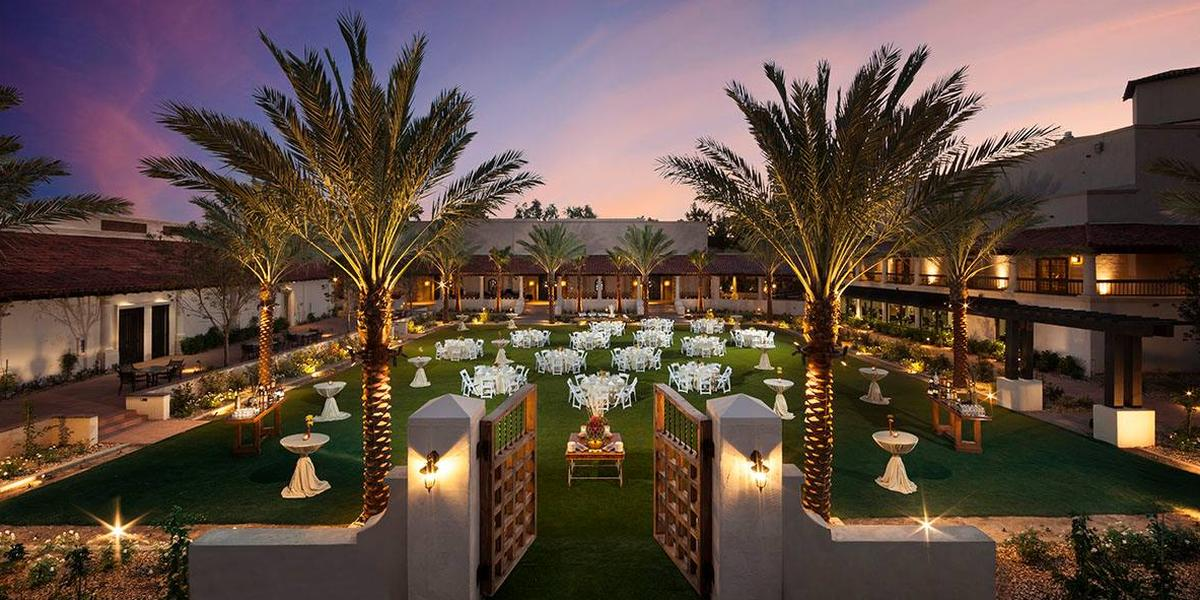 The Scottsdale Resort At Mccormick Weddings
