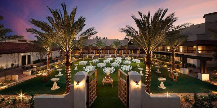 The Scottsdale Resort At Mccormick wedding venue picture 1 of 8 - Provided by: The Scottsdale Resort At Mccormick