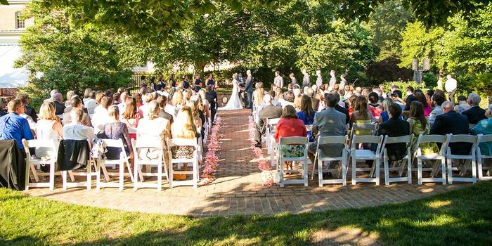 The William and Mary Alumni House wedding venue picture 1 of 8 - Provided by: The William and Mary Alumni House