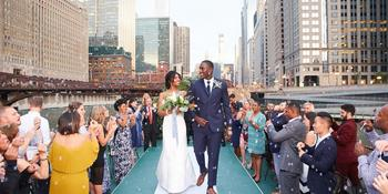 Chicago's First Lady Cruises weddings in Chicago IL