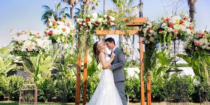 Hotel Irvine wedding venue picture 8 of 16 - Photo by: Kaysha Weiner Photography
