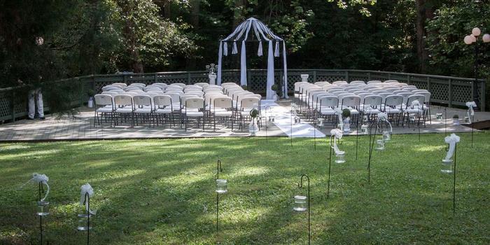 The Willow Creek Inn wedding Charlotte