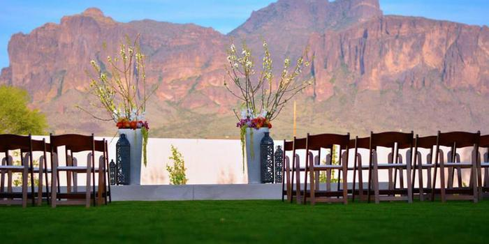 The Paseo wedding venue picture 3 of 8 - Provided by: The Paseo Apache