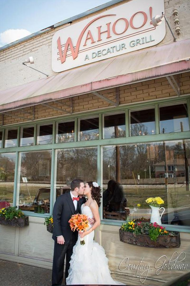 Wahoo! Events wedding venue picture 5 of 8 - Photo by: Courtney Goldman Photography
