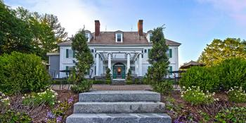Windsor Mansion Inn weddings in Hartland VT