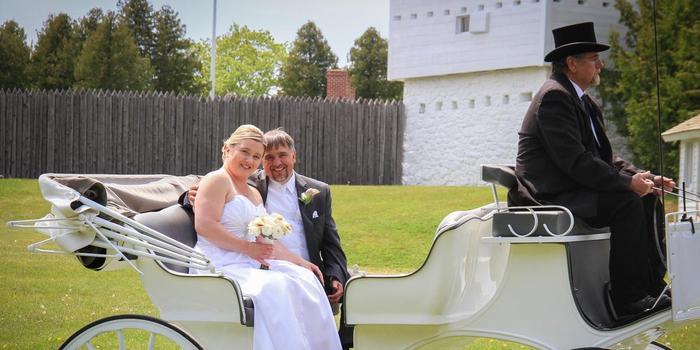 Mackinac Island State Park wedding venue picture 6 of 8 - Photo by: Paul Retherford