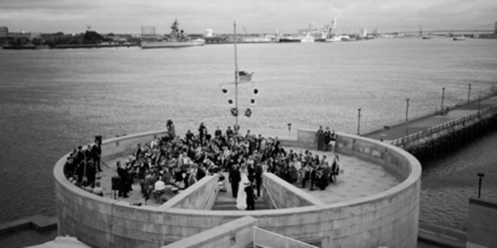 Independence Seaport Museum wedding venue picture 6 of 6 - Kevin York