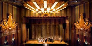 The Fox Theater weddings in Spokane WA