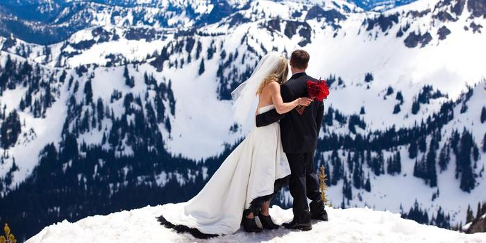 Crystal Mountain Resort wedding venue picture 5 of 8 - Photo by: Chris Mather Photography