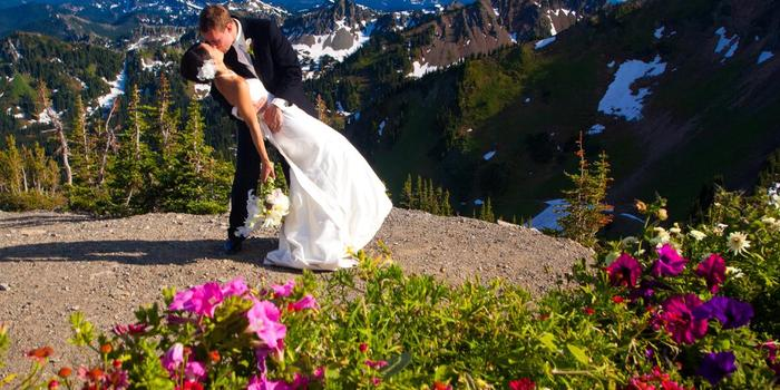 Crystal Mountain Resort wedding venue picture 7 of 8 - Photo by: Chris Mather Photography