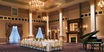 The Palace at Somerset Park weddings in Somerset NJ