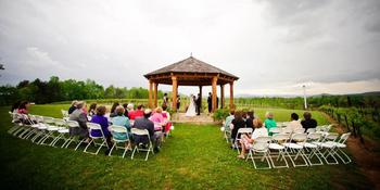 Round Peak Vineyards weddings in Mount Airy NC
