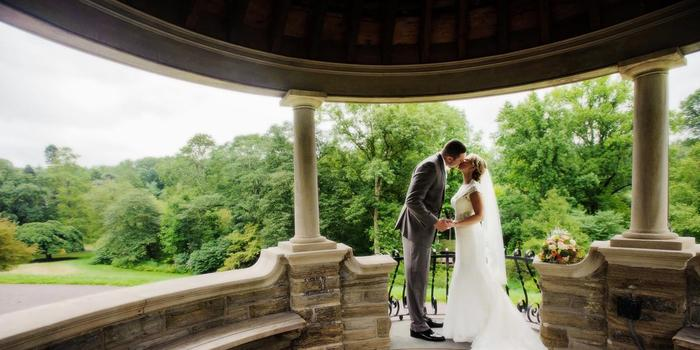 Morris Arboretum wedding venue picture 1 of 8 - Photo by: Rebecca Barger