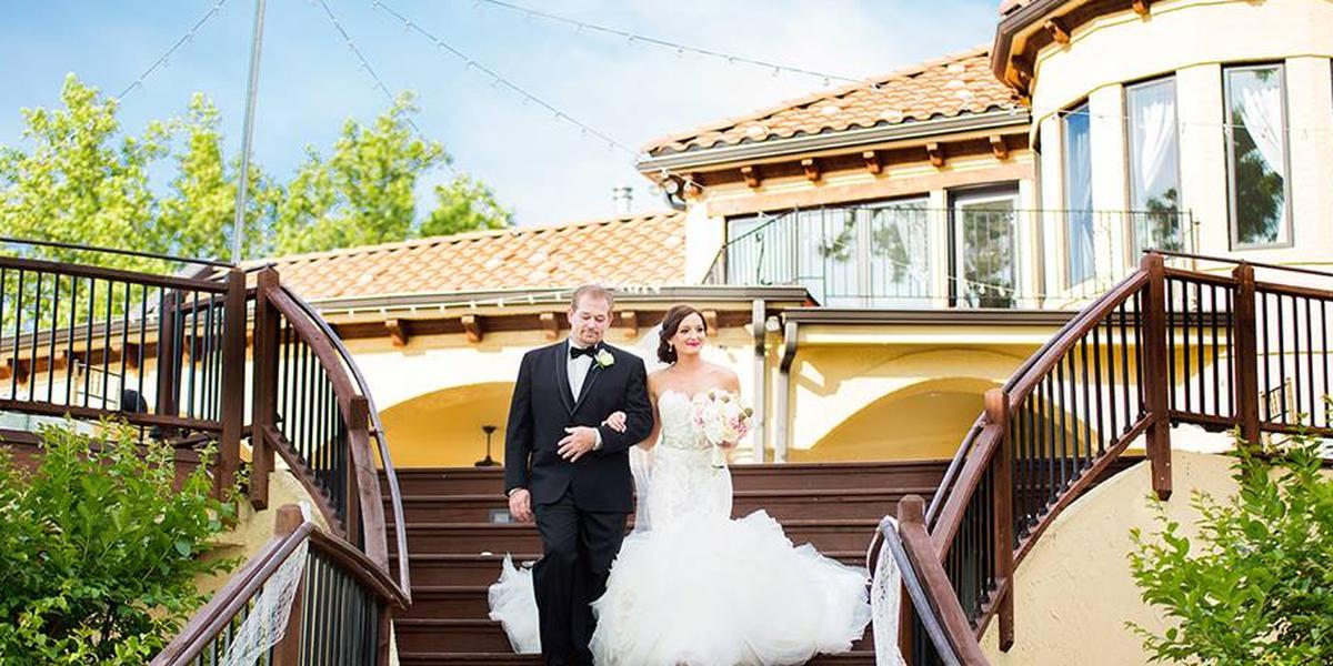 The Bella Collina Mansion Weddings