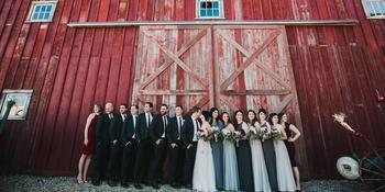 Blissful Barn weddings in Three Oaks MI