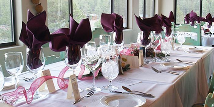 Greer Peaks Lodge wedding venue picture 2 of 8 - Provided by: Greer Peaks Lodge