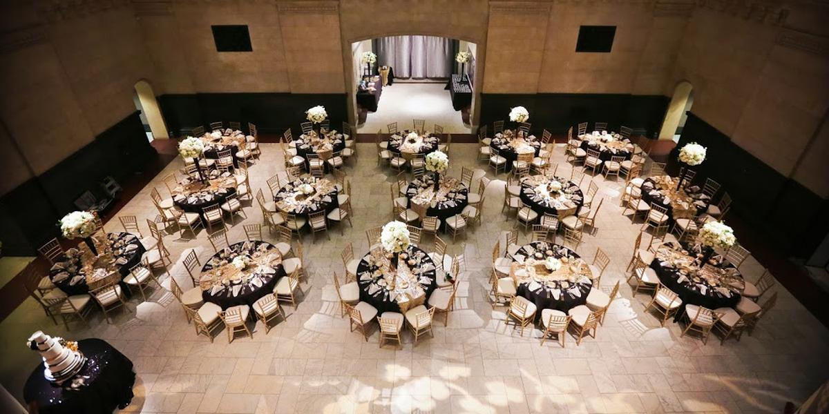 Wedding Reception Venues Cincinnati Area Art Museum Weddings Get Prices For In