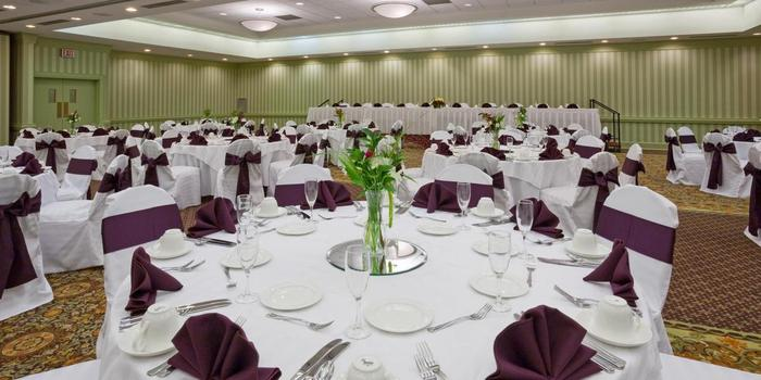 Crowne Plaza Madison wedding venue picture 1 of 8 - Provided by: Crowne Plaza Madison
