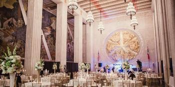 The Hall of State at Fair Park weddings in Dallas TX