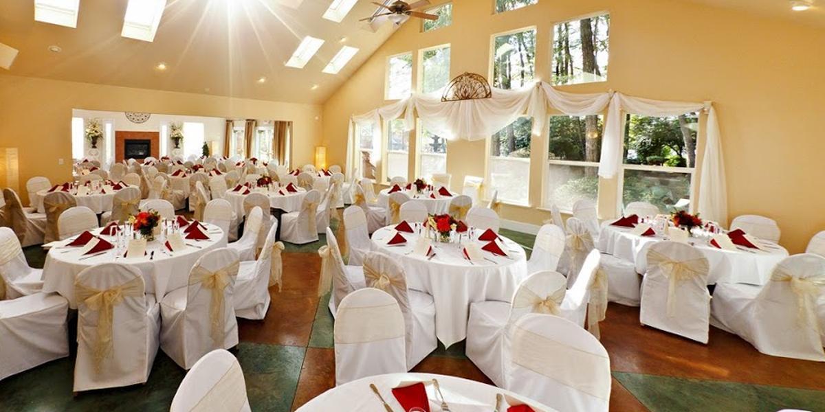 Ainsworth House And Gardens Weddings