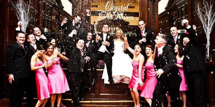 The Crystal Tea Room Weddings Get Prices For