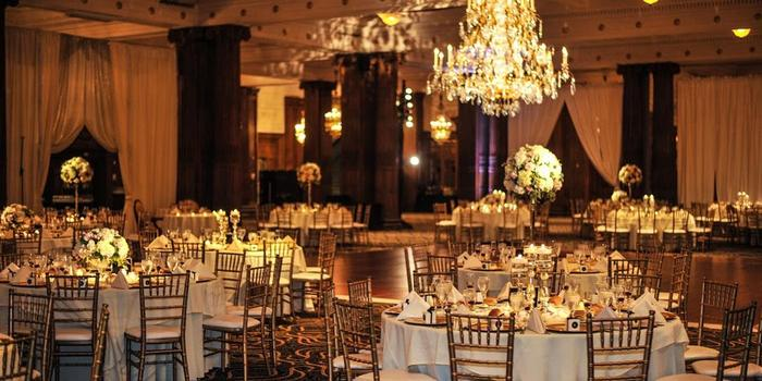 The Crystal Tea Room wedding venue picture 4 of 16 - Photo by: Intrique Photography
