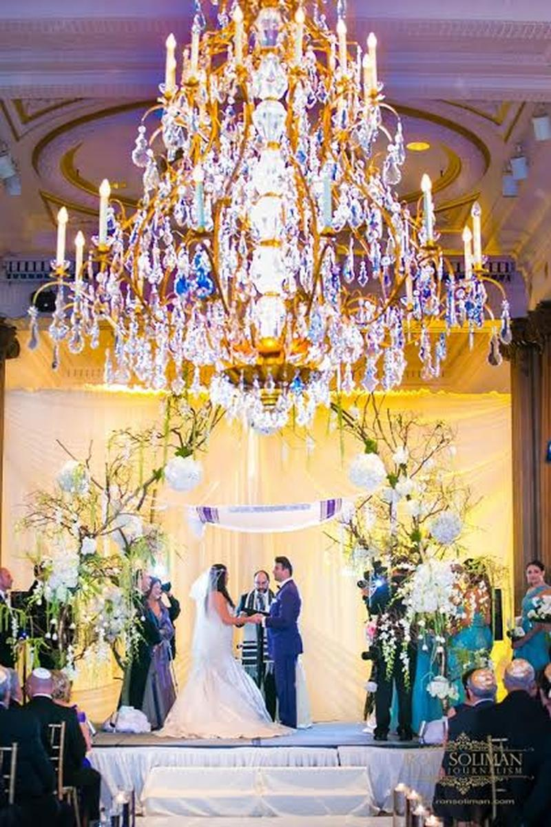 The Crystal Tea Room wedding venue picture 3 of 16 - Photo by: Ron Soliman Photography
