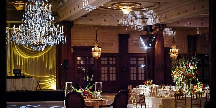 The Crystal Tea Room wedding venue picture 8 of 16 - Photo by: Faith West Photography