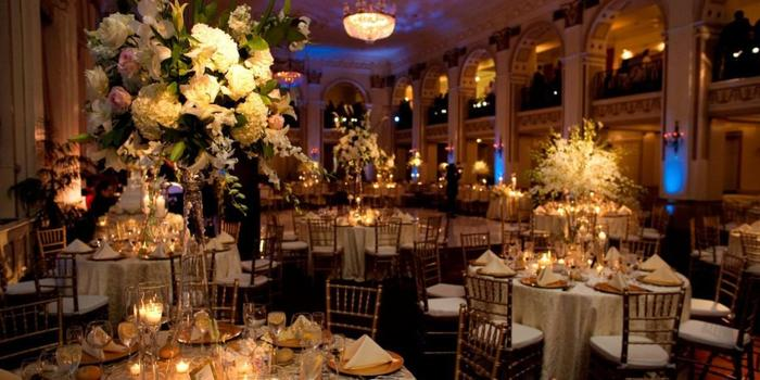 Ballroom At The Ben Weddings Get Prices For Wedding