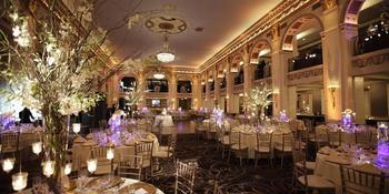 Ballroom at the Ben Weddings in Philadelphia PA