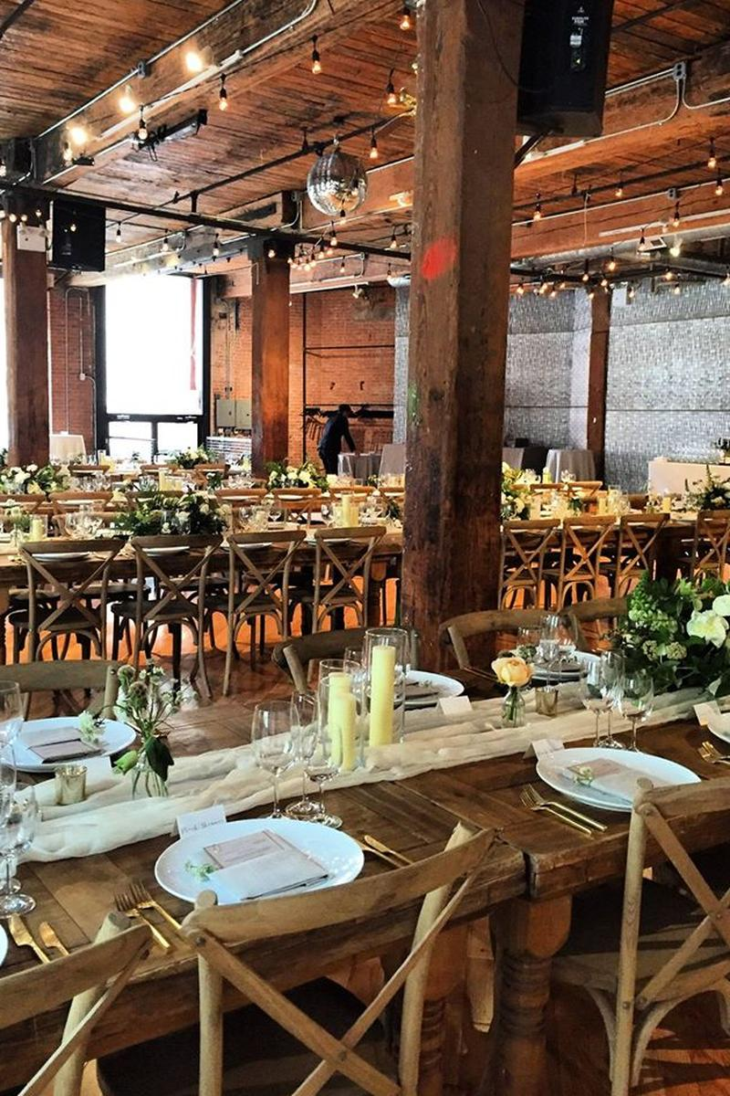 50 unique brooklyn wedding venues 17 best images about unique ny wedding venues on - Small event space brooklyn plan ...
