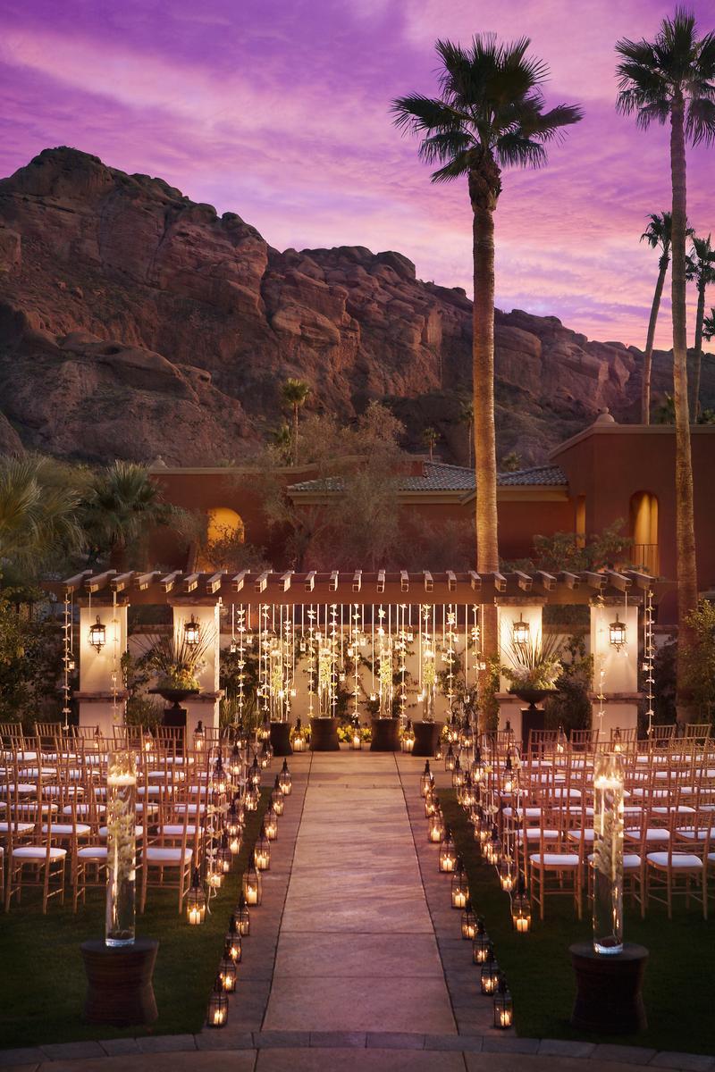Montelucia Resort Spa Scottsdale Arizona Weddings