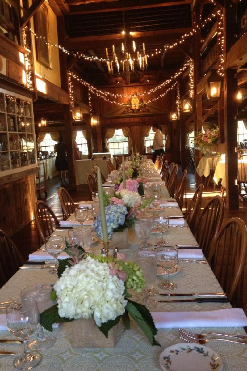 Salem Cross Inn Weddings | Get Prices For Wedding Venues In MA