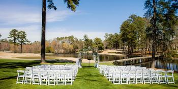Brook Valley Country Club weddings in Greenville NC