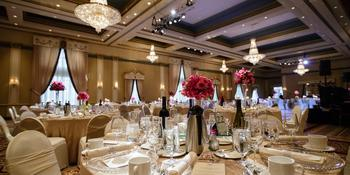 Crystal Ballroom at the Lerner weddings in Elkhart IN