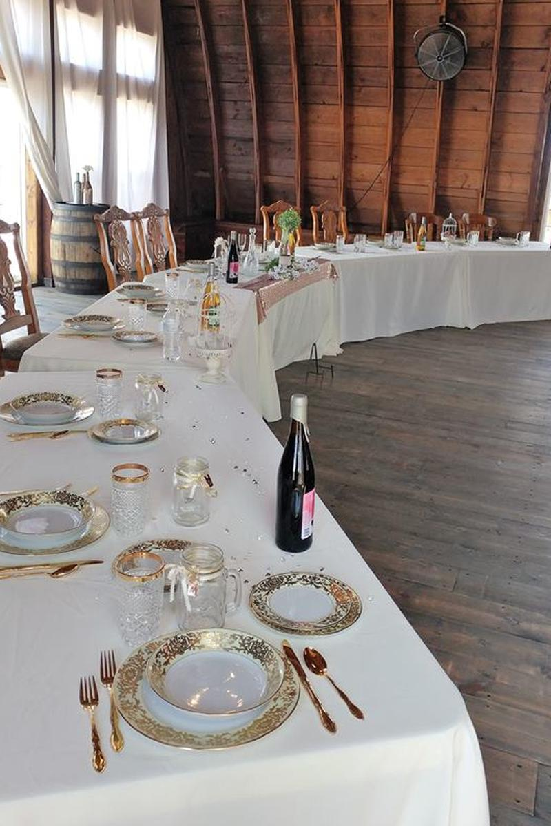 The Barn on Stoney Hill Weddings | Get Prices for Wedding ...