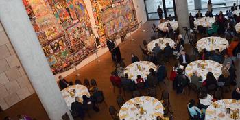 National Underground Railroad Freedom Center weddings in Cincinnati OH
