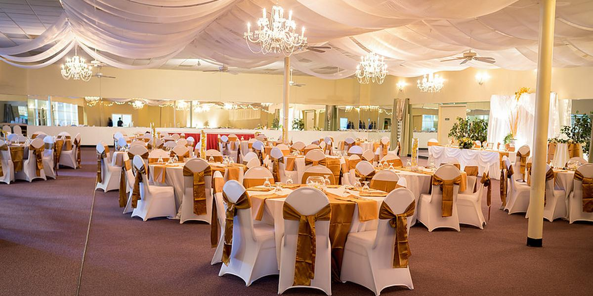 Sherwood Event Hall Weddings