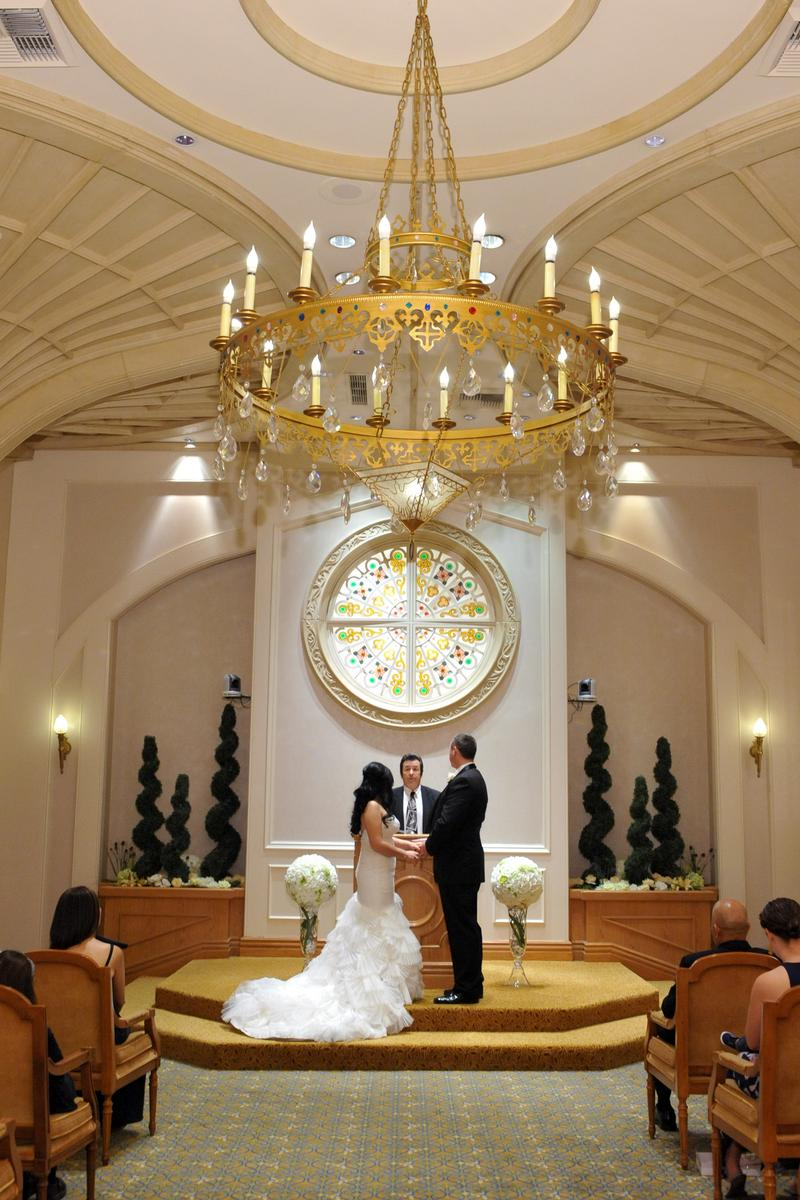 Excalibur Hotel And Casino Weddings